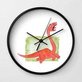 Run Dippy, Run! Wall Clock