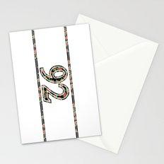 EST   Floral Stationery Cards