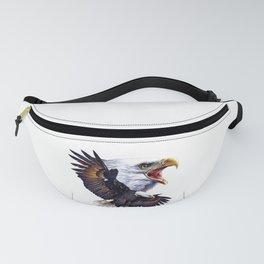 Bald Eagle Fanny Pack
