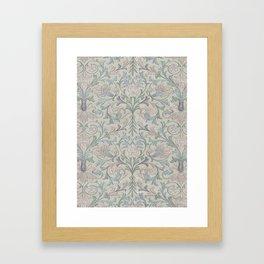 colonial print Framed Art Print