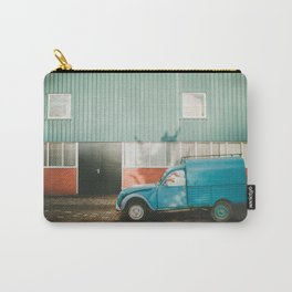 Old Citroen in Noord Amsterdam Carry-All Pouch