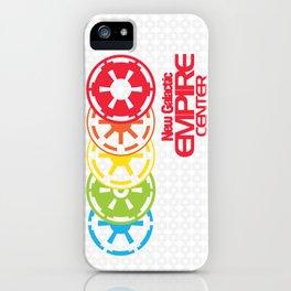 New Galactic Empire Center iPhone Case