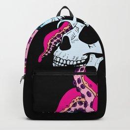 Octo Brain Skull Backpack