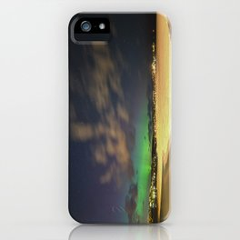 GHB Aurora on St Patrick's Day iPhone Case