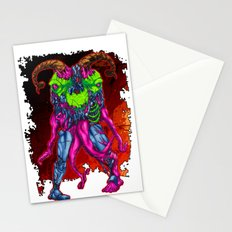 METAL MUTANT 3 Stationery Cards