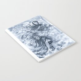 Masters of Mist Notebook