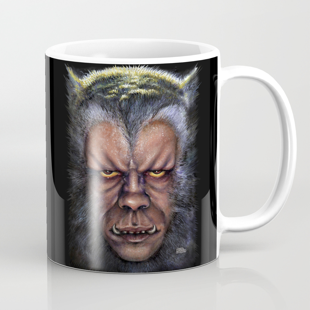 The Werewolf Curse Coffee Cup by Themonsterstore MUG3322874