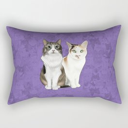 Lupin and Tonks Rectangular Pillow