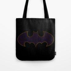 Batgirl Symbol Tote Bag