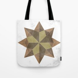 Geometrical Abstract [Alternate] Tote Bag