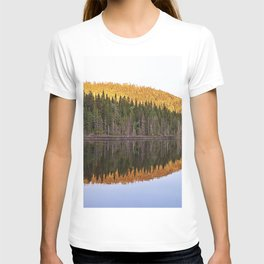 Fall Forest Reflected T-shirt