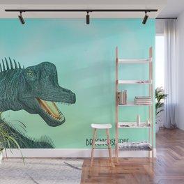 Brachiosaurus Wall Mural