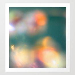 Small Diamonds 5639 Art Print