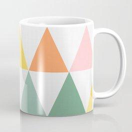 Raising the flags Coffee Mug