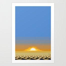 Landscape XLVIII Art Print