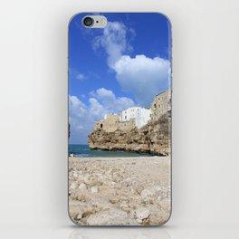 Polignano a mare iPhone Skin