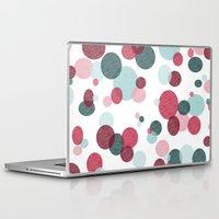 polka Laptop & iPad Skins featuring Polka by Nichole B.
