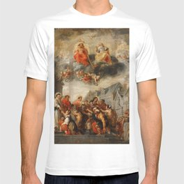 Classic painting of the saints T-shirt