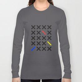 Minimalism 3 Long Sleeve T-shirt