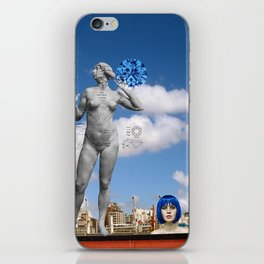 Invisible cities iPhone Skin