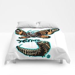 Mothra Kaiju Print FC Comforters