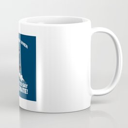 Only Speak When It's Time To Say Checkmate - Cool Chess Club Gift Coffee Mug