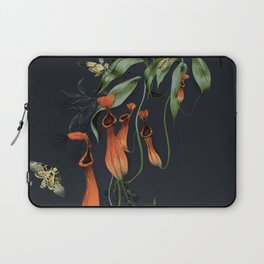 Carnivorous Pitcher Plant Laptop Sleeve