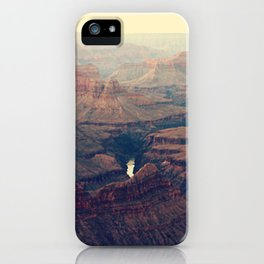 The Grand Canyon iPhone Case