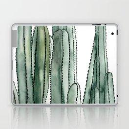Desert Cactus Cluster Laptop & iPad Skin