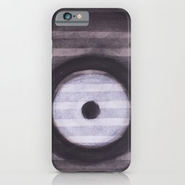 abstracto 6 iPhone Case
