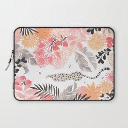 Stalking Leopard Laptop Sleeve