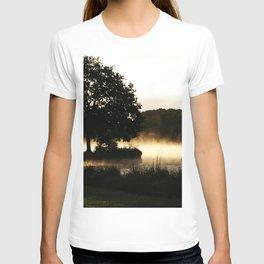 Morning Lake Scene T-shirt