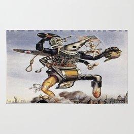 Vintage poster - Kultur-Terror Rug
