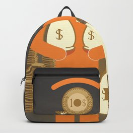greed Backpack