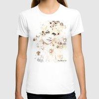 emma stone T-shirts featuring Emma Stone by Rene Alberto