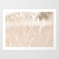 Plain Art Print