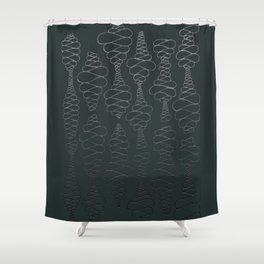 Doodlee Do Shower Curtain
