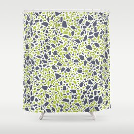 Terrazzo AFE_T2019_S13_2 Shower Curtain