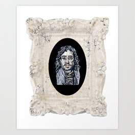 Jon Art Print