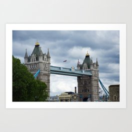 London Bridge 2 Art Print