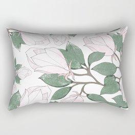 Magnolia. Rectangular Pillow