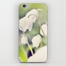 Spring miracles iPhone & iPod Skin