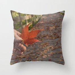 Fall is Beautiful Throw Pillow