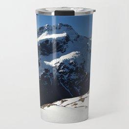 Mueller Hut from Mt. Oliver Travel Mug