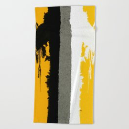 Topaz Eleven Beach Towel