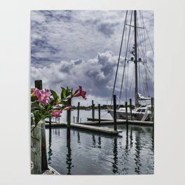 The Harbour Poster