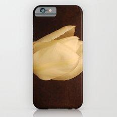 white tulip iPhone 6s Slim Case