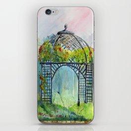Descanso Gardens iPhone Skin