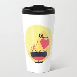 Sanji Emoji Design Travel Mug