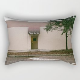 fine arts Rectangular Pillow